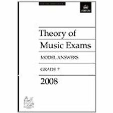 Theory of Music Exams Grade 7 Model Answers 2008 ABRSM Practice Book S97