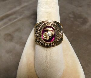 New US Marine Corps Men's Ring USMC