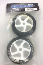Fastrax 1/8th Premounted Buggy Tyres  - FAST0006 - rc car - racing