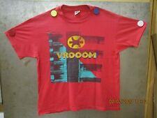 New listing King Crimson Vintage Vrooom/Thrak Tour Shirt 1995 X-Large Pre-Owned Fripp/Levin
