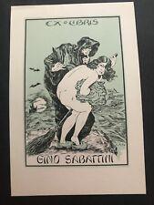ex libris per Gino Sabattini
