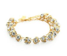 Kate Spade Lady Marmalade Gold Bracelet NWT Modern Effortlessly Dazzling! Single