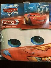 Disney Cars 2-Piece Toddler Sheet Set