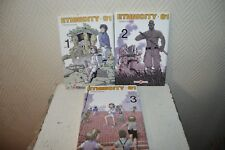 LOT 3 MANGA ETHNICITY N° 1 A 3  VF DOKI DOKI EDITION BAMBOO VF COMPLET EO