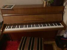 Klavier May Berlin, gebraucht aus Erbmasse
