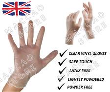Disposable Vinyl Gloves Medical Latex Free Powder Free Rubber Antibacterial