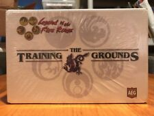 L5R CCG  - The Training Grounds Learning to Play Set  Diamond Edition  NEW  2003