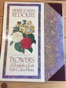 Vintage 28 Pierre Joseph Redoute Botanical Prints