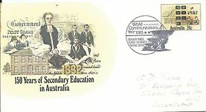 1983 World Comms Year Special Postmark Sydney 18 May Pictor Marks No PM 1039 (2