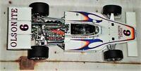 Race Car Ferrari GP 1 F Indy 25 1970s 24 Vintage Built 43 Model 12 GT
