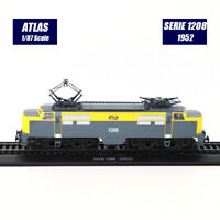 1/87 Atlas Locomotive Collections Tramways Serie 1208(1952) Tram Model New