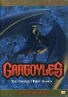 Gargoyles: The Complete First Season [New DVD]