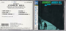 Andrew Hill ‎-Judgment!- CD Japan Pressung, Blue Note near mint