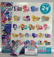 Lot of 2 New My Little Pony Cutie Mark Crew Series 2 Cuties Surprise Packs 1