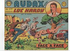 AUDAX première série n°15. MELLIES. Ed. Artima 1950.