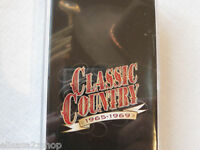 Classic Country 1965-1969 Cassette One R807-02 Cassette Tape RARE
