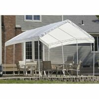 ShelterLogic 10 x 20 ft. Canopy Replacement Cover