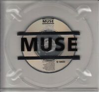 MUSE Uno 1999 UK 4-track promo only Minimax CD MUSE1