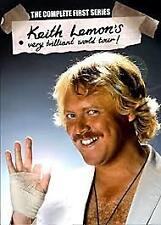 Keith Lemon : Very Brilliant World Tour! Dvd (2008) First Series - COMEDY