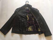 Paul smith Womens leather Jacket Size M