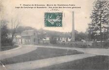 CPA 94 HOSPICE DE BREVANNES OEUVRE DE L´ASSISTANCE PUBLIQUE LOGE DU CONCIERGE ET