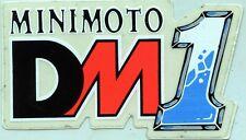 ADESIVO/STICKER * MINIMOTO DM1 *