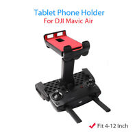 4-12 Inch Stand Holder Bracket Mount Clip Pad Tablet Phone RC For DJI Mavic Air