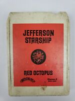 Jefferson Starship Red Octopus Grunt Stereo 8 Track Tape