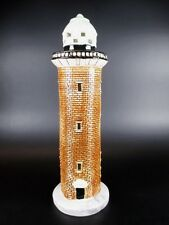 Leuchtturm Cuxhaven Leuchtfeuer,30 cm aus Keramik Souvenir Modell,Neu