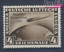 Deutsches Reich 498 geprüft postfrisch 1933 Graf Zeppelin (8291735