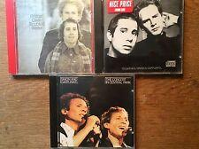 Simon & Garfunkel [3 CD Alben] LIVE + Bookends + Bridge over Troubled Water
