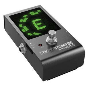 Peterson Strobostomp HD High Definition Strobe Tuner Pedal