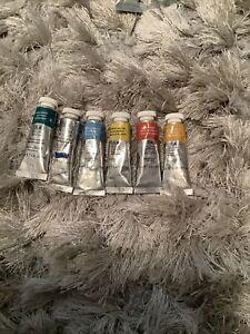 Winsor Newton Professional Water Colour Paint Tubes 14ml  Set R