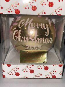 Dillard's Christmas Trimmings 2008 Ornament