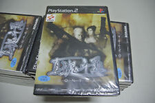 PS2 Shin Contra (Contra Shattered Soldier) KOREAN Ver (SEALED)