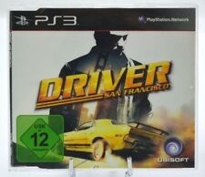 Driver San Fransisco - PROMO only not for resale PRESS PS3 playstation sony