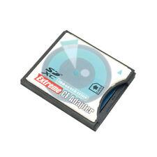 Adaptateur carte SDXC SDHC SD 3.0 vers Compact Flash CF - Compatible NIKON CANON