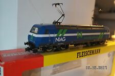 Fleischmann H0 432301, E-Lok Re 481 004-0 der NIAG, NEU / OVP