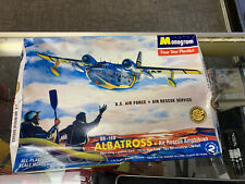 1/72 Monogram #85-0020 SA-16B Albatross Air Rescue Amphibian 2011 Box