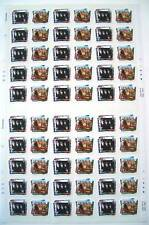 The Beatles Royal Mail Mint Stamp Sheet 60 Stamps FC