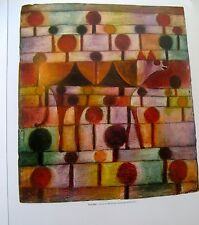Paul Klee Poster Reprint of Camel  1920 14x11 Offset Lithograph Unsigned