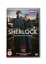 Sherlock - Series 1 - Complete (DVD, 2010) - Brand New