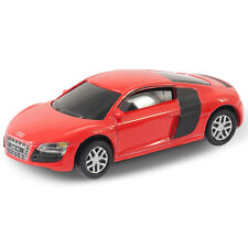 Audi R8 V10 Sports Car USB Memory Stick Flash Drive 4Gb - Red