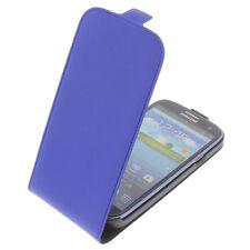 Funda para Samsung Galaxy S3 flipstyle Gadget Funda Protectora Azul