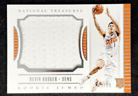 Devin Booker 2015-16 Panini National Treasures Rookie Jumbo Patch /99 RC Suns