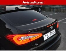 2014~18 Forte Rear LED Spoiler - Aurora Black Pearl