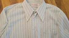 Vintage Arrow Dectolene Poly Shirt Size Large Union Made!