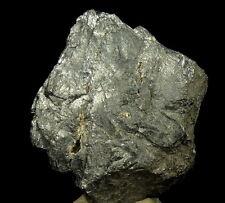 CHALCOCITE interesting lustrous specimen ++++ Poland LUBIN COPPER MINE /ku893