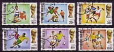 Football Togolese Stamps