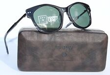 SPY OPTICS Mulholland Sunglasses Black/Happy Grey Green NEW Sun/Surf/Snow Womens